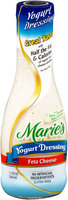 Marie's® Yogurt Dressing Feta Cheese 11.5 fl. oz. Bottle