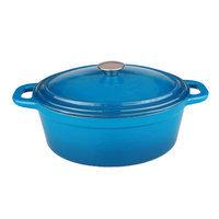 Berghoff International Neo 8-qt. Round Casserole Color: Blue