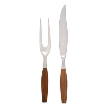 Dansk Classic Fjord 2-piece Carving Set