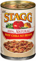 Stagg® Beef Chili No Beans 15 oz. Can
