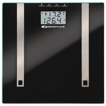Taylor 5728-4072FBOW Bowflex Body Fat Scale Glass