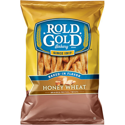 Rold Gold® Honey Wheat Braided Pretzels