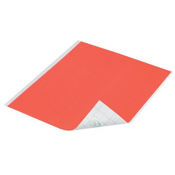 Duck Tape Sheets, Orange, 6/Pack