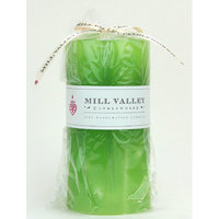 Mill Valley Candleworks Tulip Scented Pillar Candle Size: 6