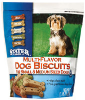 Stater Bros. Multi-Flavored For Small & Medium Dogs Dog Biscuits 26 Oz Bag