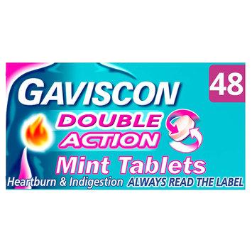 Gaviscon Double Action Tablets Mint
