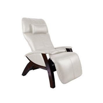 Cozzia Svago ZG Zero Gravity Massage Chair, Ivory / Black