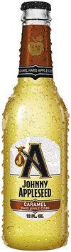 Johnny Appleseed® Caramel Hard Apple Cider 12 fl. oz. Glass Bottle