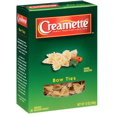 Creamette® Bow Ties 12 oz. Box