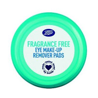 Boots Fragrance-free Eye Make-up Remover Pads