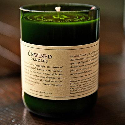 Unwinedcandles Eastern Amber Vanilla Candle