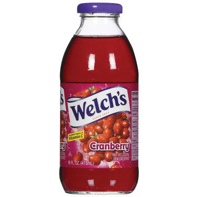 Welch's® Single Serve Cranberry Cocktail Juice Drink