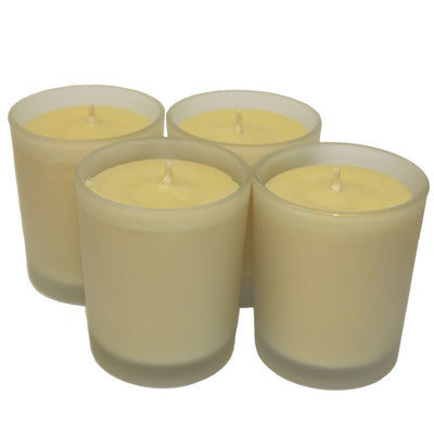 Covehousecandleco Lemon Bars Votive Candle Set