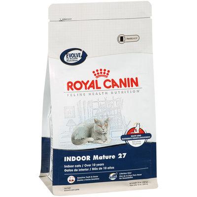 Royal Canin® Feline Health Nutrition™ Indoor Mature 27 Cat Food 10 oz. Bag