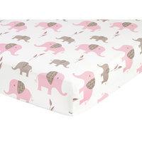 Viv + Rae Elephant Fitted Crib Sheet