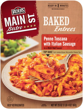 Reser's Fine Foods® Main St Bistro® Penne Toscana with Italian Sausage