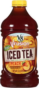 V8 V-Fusion® Peach Iced Tea
