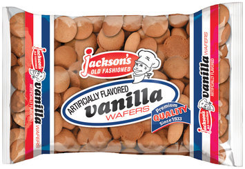 Jackson's Old Fashioned® Vanilla Wafers 11 oz. Bag