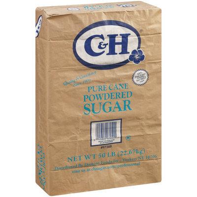 C&H Pure Cane Powdered Sugar
