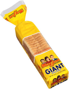 mary jane and friends® giant bread