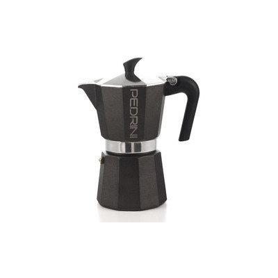 Grosche International Pedrini Stovetop Espresso Pot Size: 6 Cup