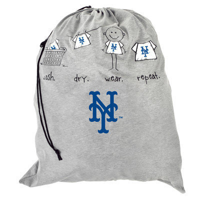 Forever Collectibles MLB Laundry Bag MLB Team: New York Mets