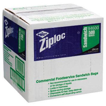 Ziploc Resealable Sandwich Bags in Clear