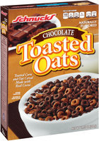 Schnucks® Chocolate Toasted Oats Cereal 11.25 oz. Box
