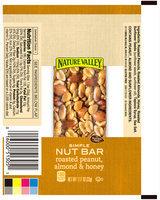 Nature Valley™  Simple Nut Bar Roasted Peanut  Almond & Honey