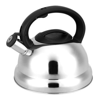 Cuisinox KET300-SAT Cuisinox 3 Ltr Kettle, Satin Stainless, Blk Handle
