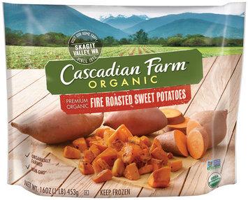 Cascadian Farm® Organic Fire Roasted Sweet Potatoes 16 oz. Pouch