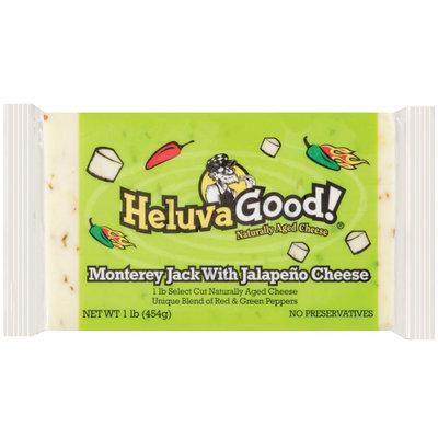 Heluva Good Monterey Jack With Jalapeno Cheese