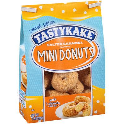 Tastykake® Salted Caramel Flavored Mini Donuts 11.5 oz. Bag