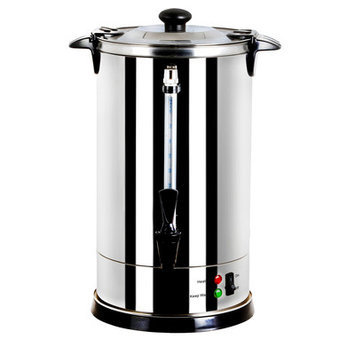 Gforce Hot Water Urn and Stainless Steel Coffee Maker