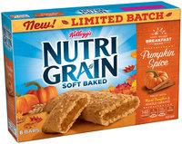 Kellogg's® Nutri Grain® Soft Baked Pumpkin Spice Breakfast Bars 8 ct Box