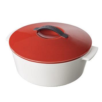 Revolution Giftbox Round Cocotte Color: Pepper Red, Size: 2.75-qt.