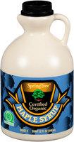 Spring Tree® Certified Organic Maple Syrup 32 fl. oz. Jug
