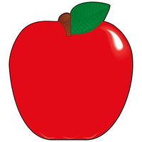 Shapes SE-115 Notepad Large Macintosh Apple