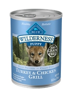 THE BLUE BUFFALO CO. BLUE™ Wilderness® Turkey & Chicken Grill For Puppies