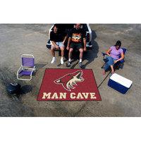 Sls Mats Fan Mats FAN-14476 Phoenix Coyotes NHL Man Cave Tailgater Floor Mat - 60in x 72in