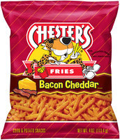 Chester's® Bacon Cheddar Fries Corn and Potato Snacks