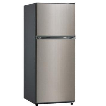 Equator 12 cu. ft. Apartment Refrigerator Stainless steel