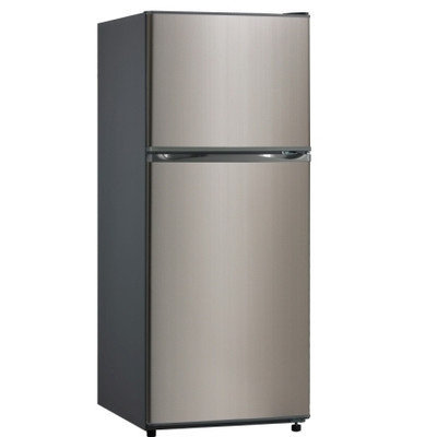 Equator 12 cu. ft. Apartment Refrigerator Stainless steel