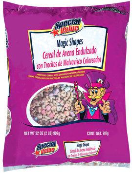 Special Value Magic Shapes Cereal 32 oz. Bag