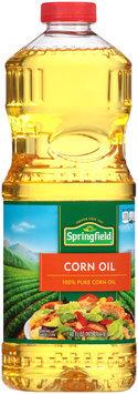 Springfield® Corn Oil 40 fl. oz. Bottle