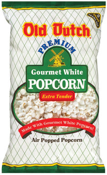 Old Dutch Gourmet White Popcorn   Bag
