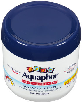 Aquaphor® Baby Advanced Therapy Healing Ointment Skin Protectant 14 oz. Box