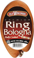 Old Wisconsin® Premium Ring Bologna 14 oz. Package