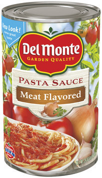 Del Monte® Meat Flavored Pasta Sauce 24 oz. Can