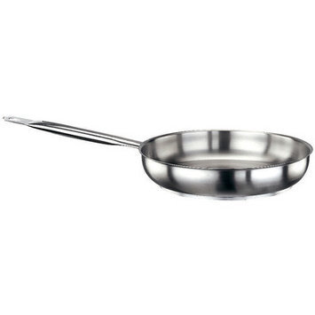 Paderno World Cuisine 1111445 Frying Pan Stainless Steel